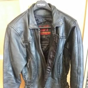 Hot Leathers Jackets & Coats - Women's leather coat size Small